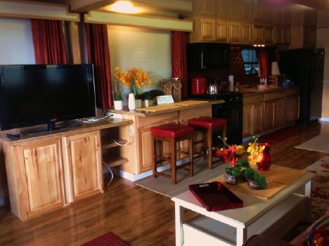 1997 Fun Country Houseboat