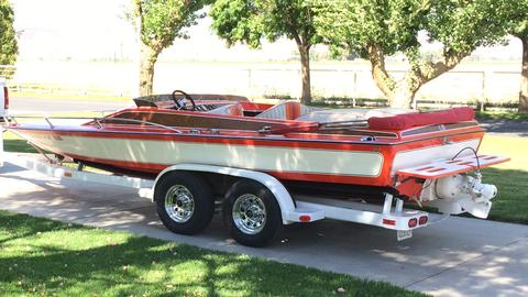 1976 Eliminator Boats Day Cruiser