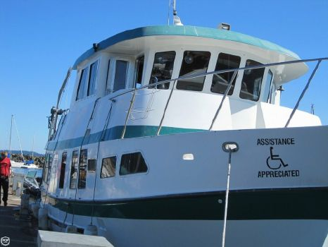 1998 Sunnfjord 47 Custom w/ Disabled Access 1998 Sunnfjord 47 for sale in Ketchikan, AK
