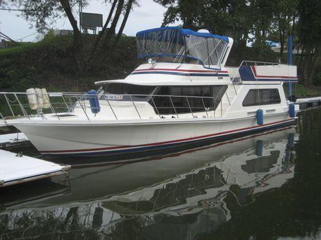 1986 Blue Water 52 Bluewater Coastal Cruiser Houseboat