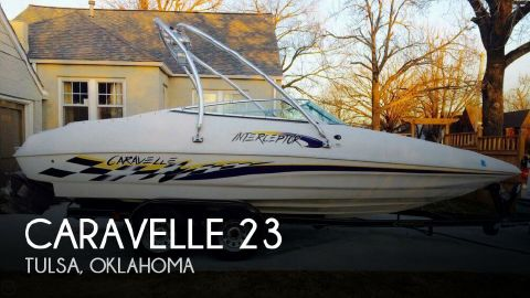 2002 Caravelle Boats 23 2002 Caravelle 23 for sale in Tulsa, OK