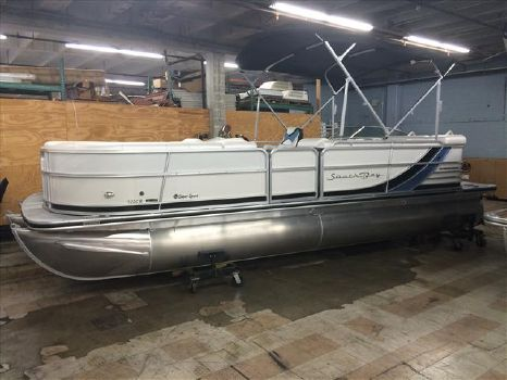 2016 South Bay 522CR 2.75