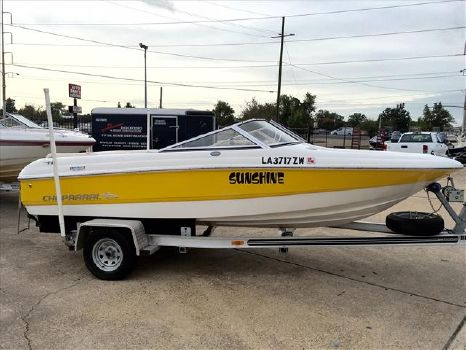 2007 Chaparral 18 H2O Sport