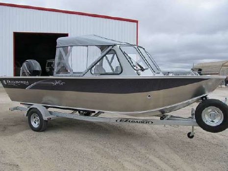 2014 Duckworth Advantage Outboard 20