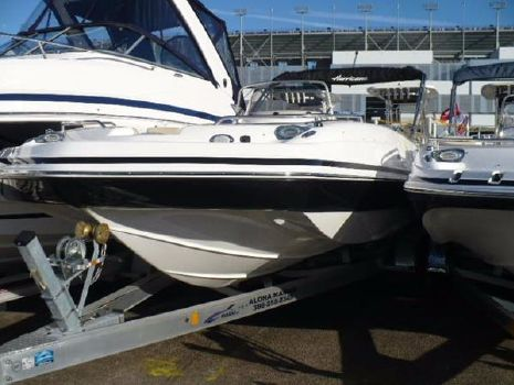 2016 Hurricane SS 231 OB DECK BOAT-FISHING