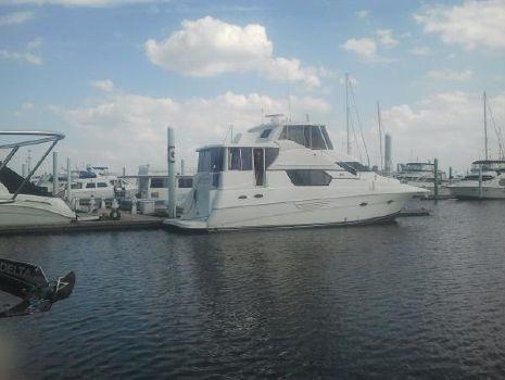 2002 Silverton 453 Motor Yacht