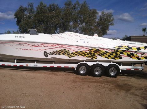 1997 Black Thunder 43 Offshore 1997 Black Thunder 43 Offshore for sale in Cave Creek, AZ