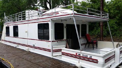 1998 Catamaran Cruisers 46