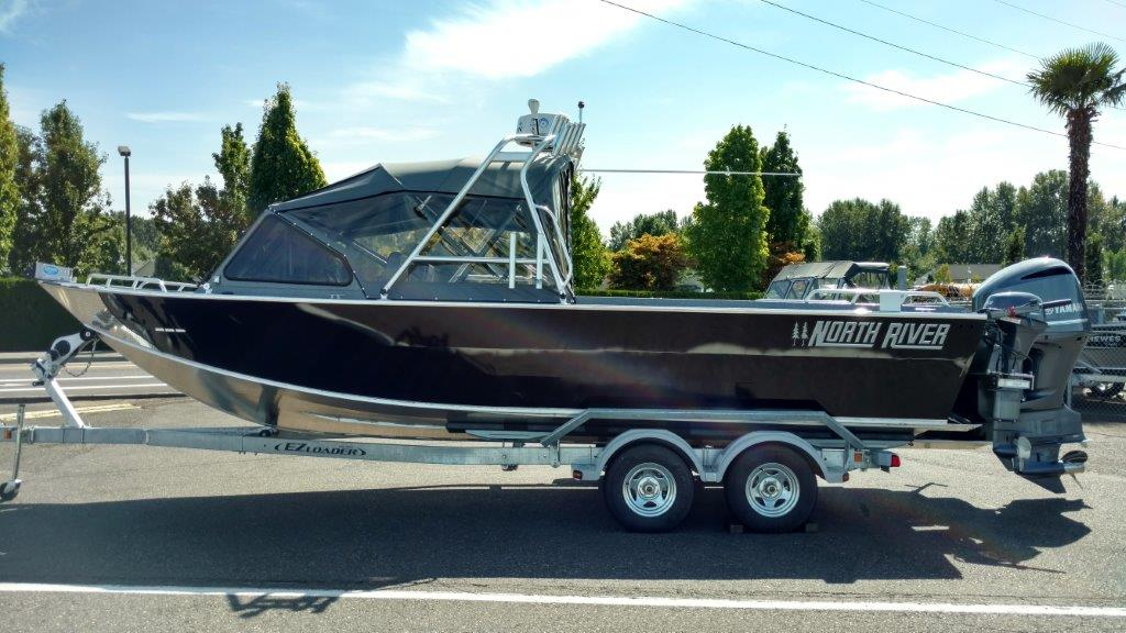 2017 North River 25 Seahawk (Ready to Fish!)