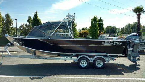 2017 North River 25 Seahawk