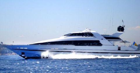 1994 Norship Flybridge Motor Yacht