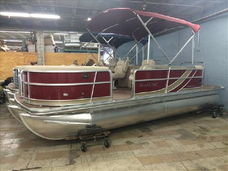 2015 South Bay 400 Series 422 RS