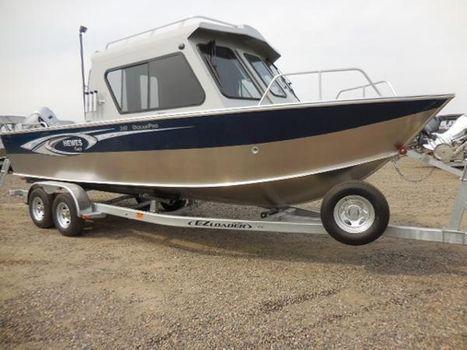 2017 Hewescraft 240 Ocean Pro HT & ET
