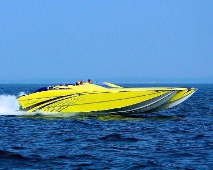 2004 Nor-Tech 3600 Supercat