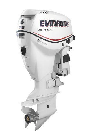 New 2018 EVINRUDE E-tec 115, Stuart, Fl - 34994 - Boat Trader