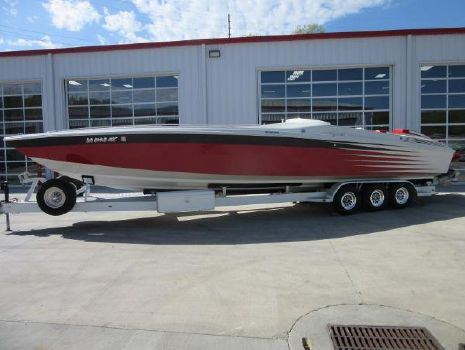 1989 Wellcraft Scarab 38 Exel