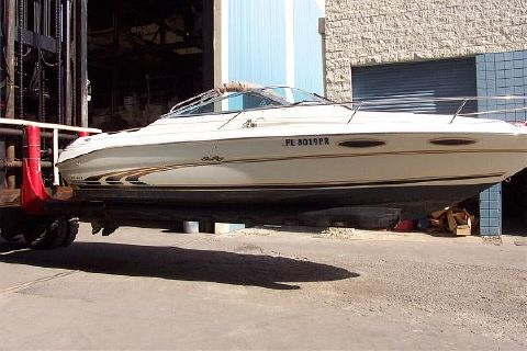 1997 Sea Ray 240 Overnighter