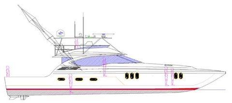 2015 Newport Offshore Convertible