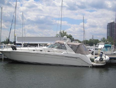1998 Sea Ray 500 Sundancer Photo 1