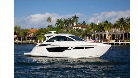 2018 Cruisers Yachts 50 Cantius Manufacture Profile