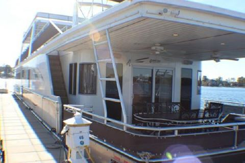 2009 FANTASY HOUSEBOAT Widebody