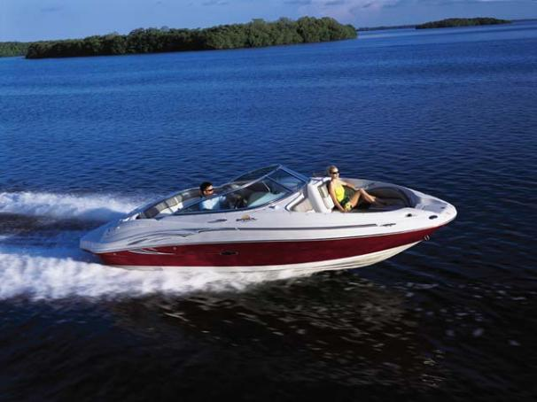 2005 Sea Ray 220 Sundeck Manufacturer Provided Image