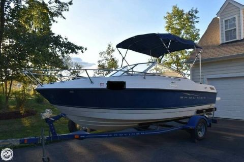 2007 Bayliner 192 Discovery 2007 Bayliner 192 Discovery for sale in Richmond, VA