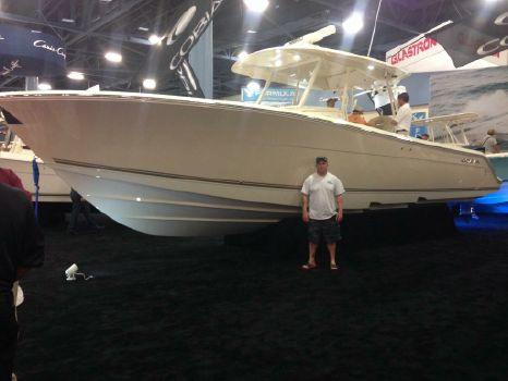 2017 Cobia Boats 344CC