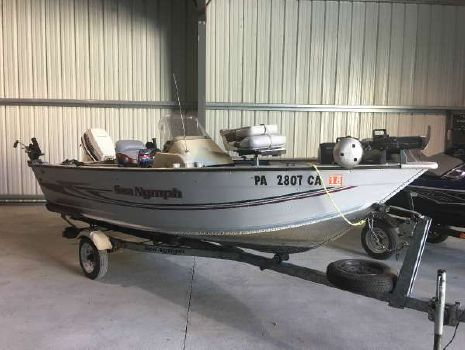 1997 Sea Nymph FM 141
