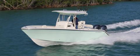 2017 Cobia Boats 261CC