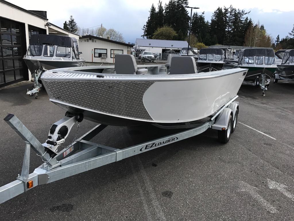 2017 Pro-steelheader 20 X 84 Guide Model