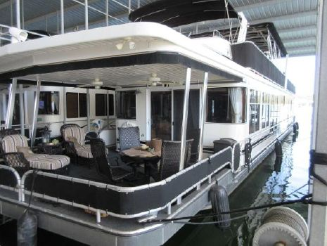 2008 Sharpe Houseboat 16 X 80