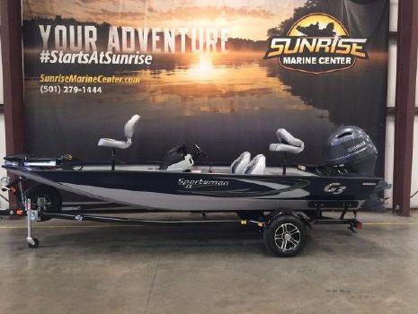 2017 G3 Boats Sportsman 17