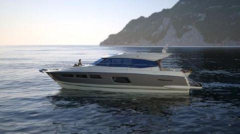 2018 Prestige Yachts 560 S Port Side