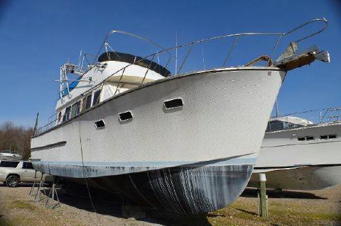 1981 Ocean Alexander 43