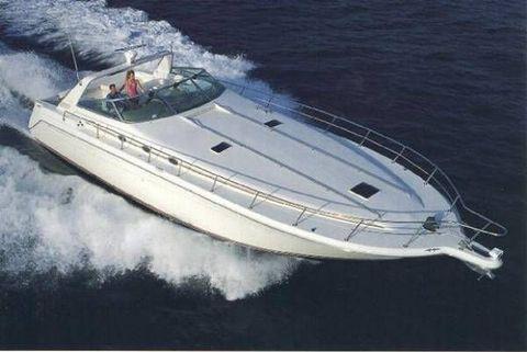 1993 Sea Ray 500 Sundancer w/DIESELS