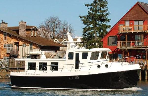 2014 American Tug 485 Profile