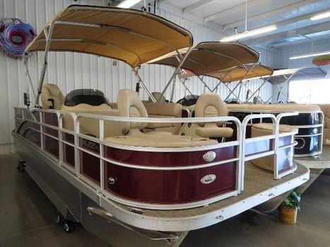 2016 G3 Boats SunCatcher X22 Fish & Cruise