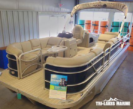 2017 G3 Boats SunCatcher X324 SS