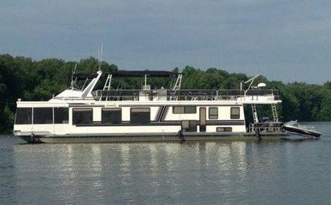 1994 Sumerset Houseboats 16' x 70' Widebody