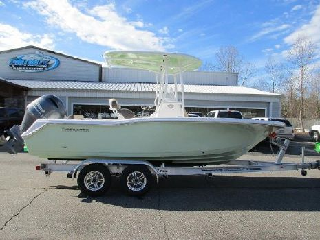 2019 TIDEWATER BOATS 210 CC Adventure