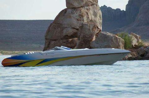 2010 Kachina Boats 34 DRONE OB