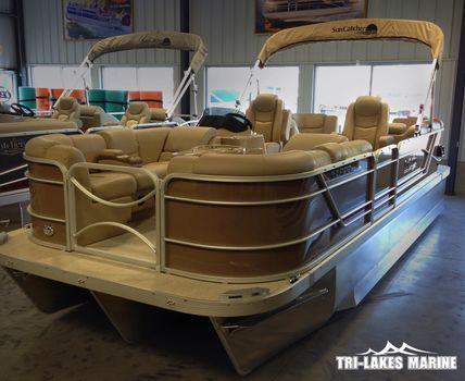 2017 G3 Boats SunCatcher X322 RC