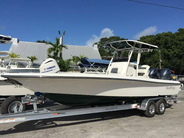 2016 ShearWater 27 CAROLINA BAY