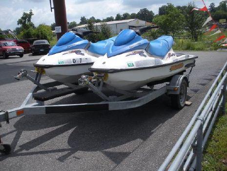 2004 Sea-Doo GTI