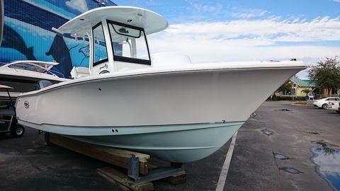 2017 Sea Hunt 25 Gamefish