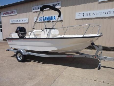 2016 Boston Whaler 170 Montauk
