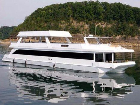 2009 Stardust 20X112WB Custom Houseboat