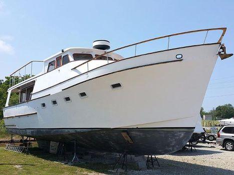 1978 Ocean Alexander 50 Pilothouse MK I