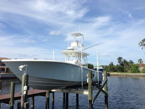 2006 Yellowfin 34 Center Console
